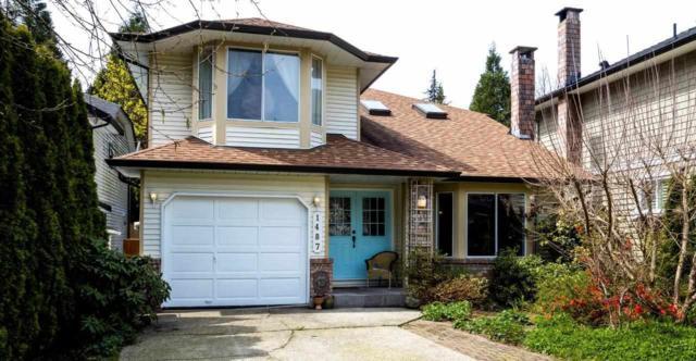 1487 Norton Court, North Vancouver, BC V7G 2E5 (#R2281677) :: TeamW Realty