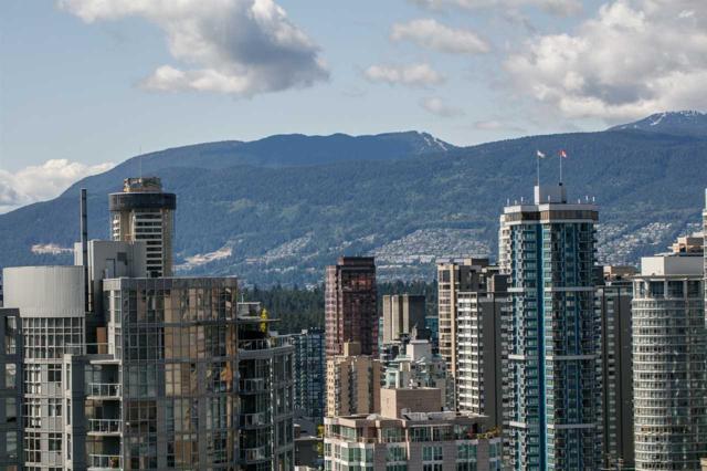 938 Smithe Street #2311, Vancouver, BC V6Z 3H8 (#R2281698) :: Re/Max Select Realty