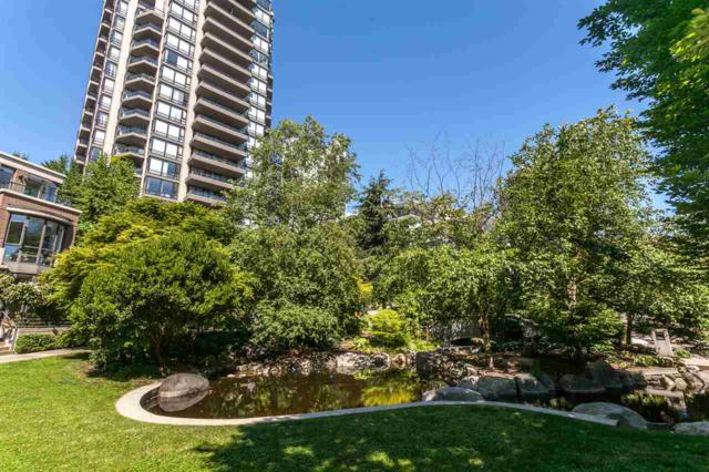 151 W 2ND Street #903, North Vancouver, BC V7M 1C5 (#R2281744) :: TeamW Realty