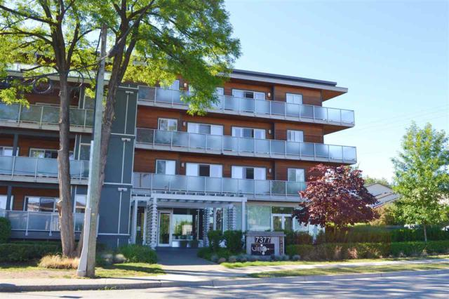 7377 14TH Avenue #402, Burnaby, BC V3N 1Z7 (#R2281803) :: Re/Max Select Realty