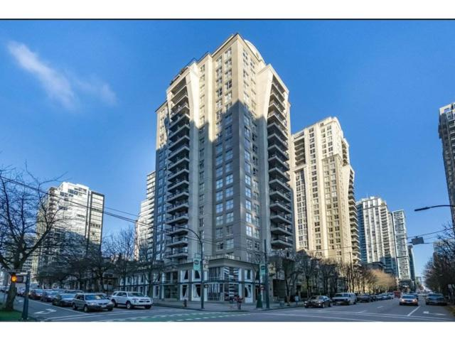 989 Richards Street #707, Vancouver, BC V6B 6R6 (#R2281828) :: Re/Max Select Realty