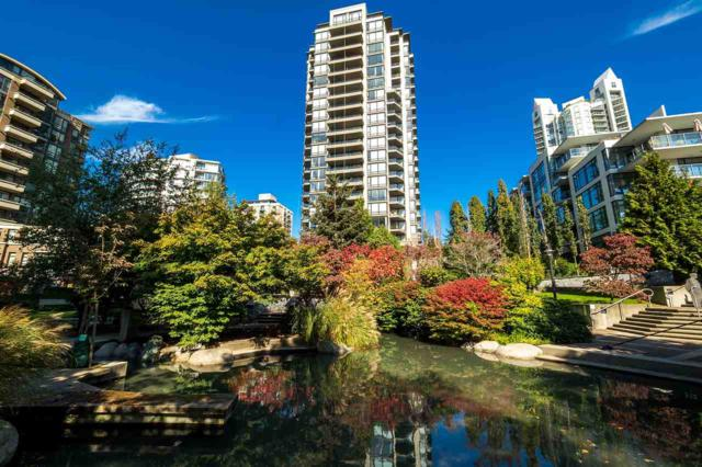 151 W 2ND Street #605, North Vancouver, BC V7M 1C5 (#R2281845) :: TeamW Realty