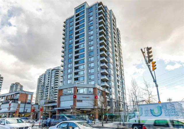 4118 Dawson Street #1606, Burnaby, BC V5C 0A3 (#R2281878) :: Simon King Real Estate Group