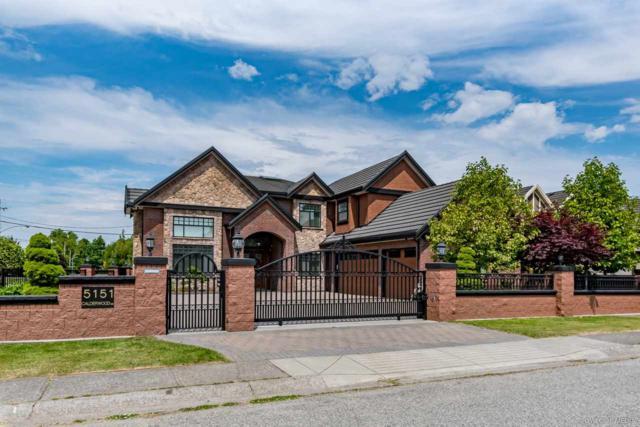 5151 Calderwood Crescent, Richmond, BC V7C 3G2 (#R2282003) :: Re/Max Select Realty