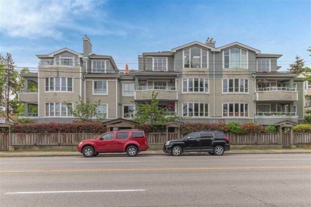 3220 W 4TH Avenue #202, Vancouver, BC V6K 1R9 (#R2282068) :: TeamW Realty