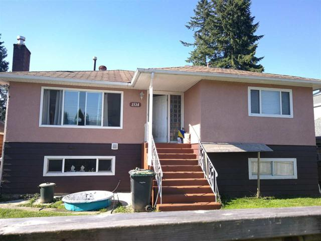 1514 Grover Avenue, Coquitlam, BC V3J 3G5 (#R2282140) :: Re/Max Select Realty