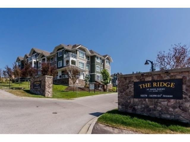 16388 64 Avenue #214, Surrey, BC V3S 3V5 (#R2282153) :: Re/Max Select Realty