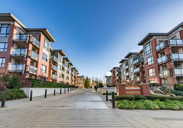 7088 14TH Avenue #104, Burnaby, BC V3N 1Z2 (#R2282160) :: Re/Max Select Realty
