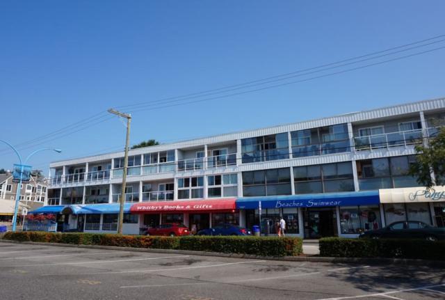 14881 Marine Drive #107, White Rock, BC V4B 1C2 (#R2282181) :: JO Homes | RE/MAX Blueprint Realty