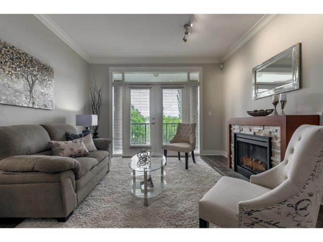 5430 201 Street #318, Langley, BC V3A 0A2 (#R2282213) :: Re/Max Select Realty