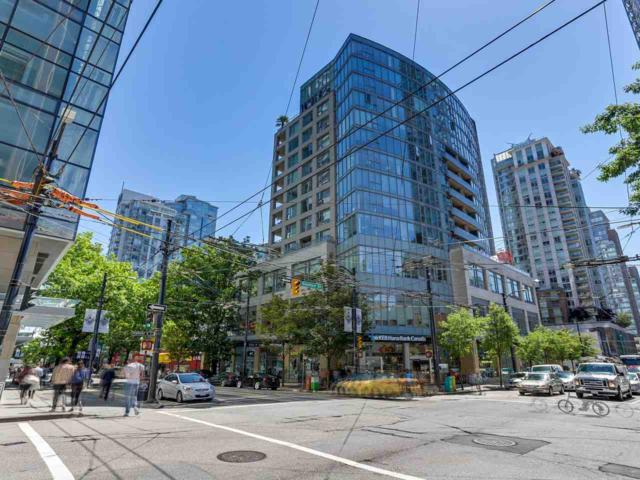 822 Seymour Street #704, Vancouver, BC V6B 1L7 (#R2282217) :: Re/Max Select Realty