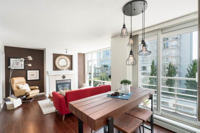 1199 Marinaside Crescent #707, Vancouver, BC V6Z 2Y2 (#R2282221) :: Vancouver Real Estate