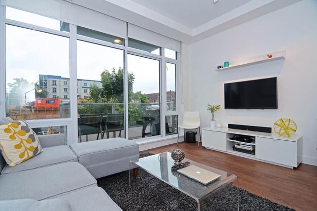 108 E 1ST Avenue #225, Vancouver, BC V5T 0E4 (#R2282238) :: Simon King Real Estate Group