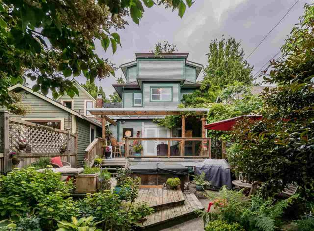 2268 Cambridge Street, Vancouver, BC V5L 1E6 (#R2282317) :: Simon King Real Estate Group