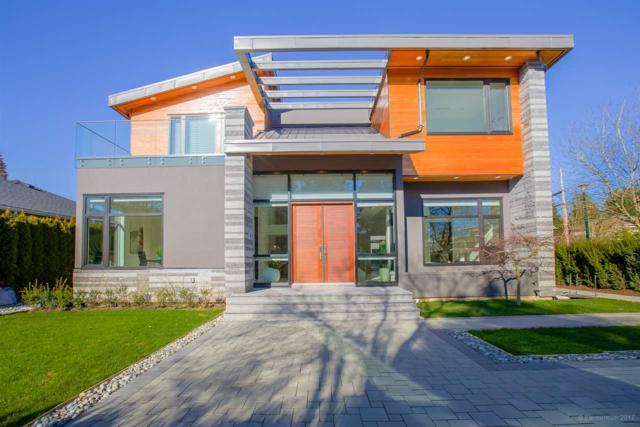 1409 W 38TH Avenue, Vancouver, BC V6M 1R4 (#R2282356) :: Simon King Real Estate Group