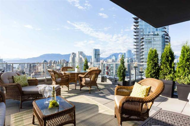1495 Richards Street #3503, Vancouver, BC V6Z 3E3 (#R2282370) :: Simon King Real Estate Group