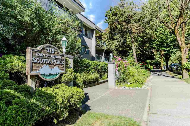 319 E 7TH Avenue #111, Vancouver, BC V5T 1M9 (#R2282401) :: TeamW Realty