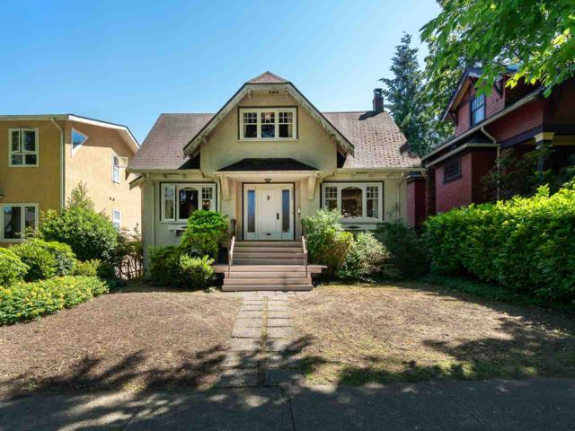 2854 W 38TH Avenue, Vancouver, BC V6N 2W9 (#R2282420) :: Vancouver Real Estate