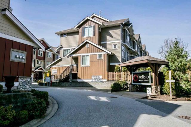 3009 156 Street #71, Surrey, BC V3Z 0N9 (#R2282463) :: Re/Max Select Realty