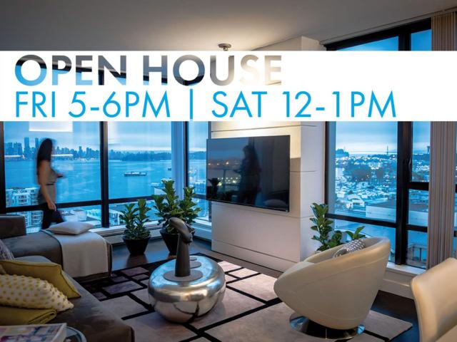 151 W 2ND Street #1803, North Vancouver, BC V7M 3P1 (#R2282628) :: TeamW Realty