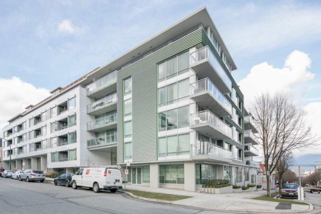 289 E 6TH Avenue #506, Vancouver, BC V5T 0E9 (#R2282727) :: TeamW Realty