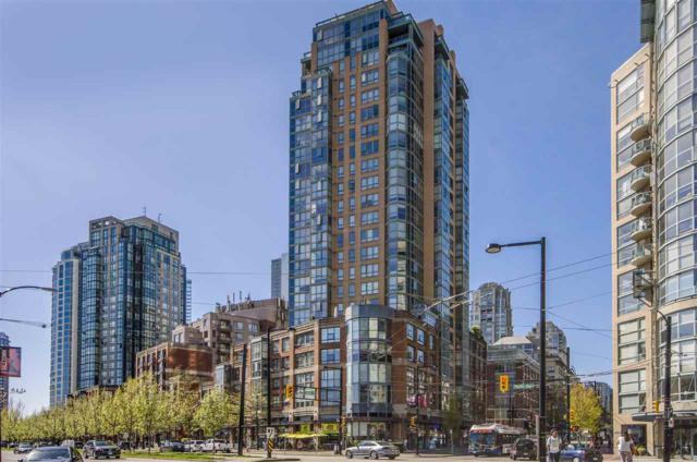 212 Davie Street #2103, Vancouver, BC V6B 5Z4 (#R2282863) :: Vancouver Real Estate