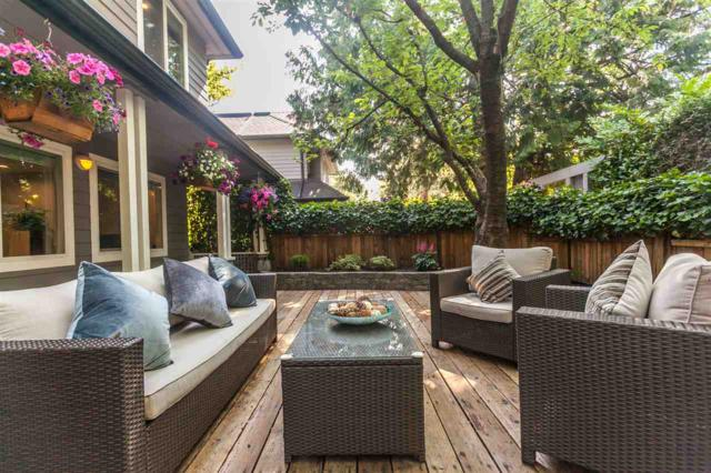 1255 E 15 Avenue #2, Vancouver, BC V5T 2S7 (#R2282968) :: West One Real Estate Team