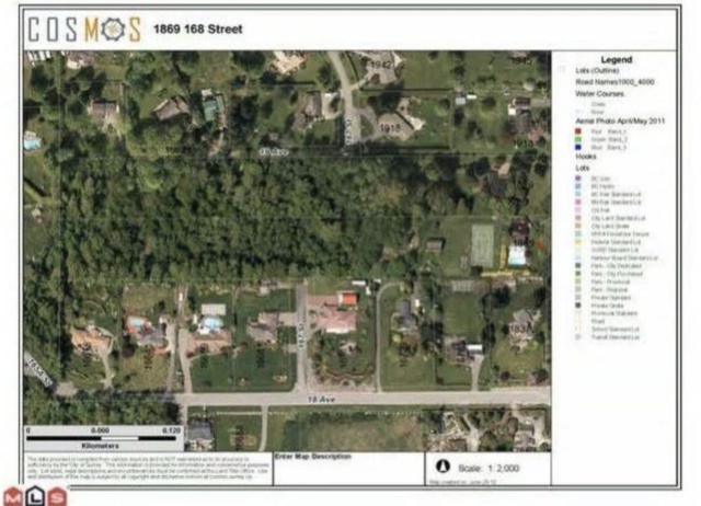 Lot46 1869-1889 168 Street, Surrey, BC N0N 0N0 (#R2283002) :: Re/Max Select Realty
