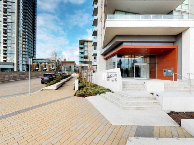 1550 Fern Street #1704, North Vancouver, BC V7J 0A9 (#R2283027) :: West One Real Estate Team