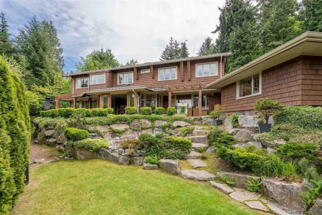 5520 Marine Drive, West Vancouver, BC V7W 2R5 (#R2283070) :: RE/MAX Oceanview Realty