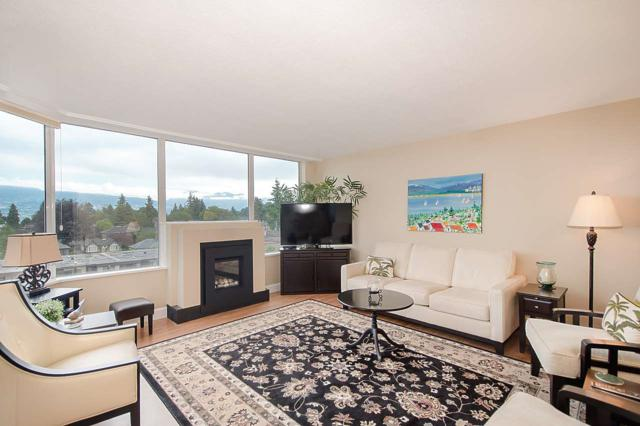 2020 Highbury Street #702, Vancouver, BC V6N 4N9 (#R2283072) :: West One Real Estate Team