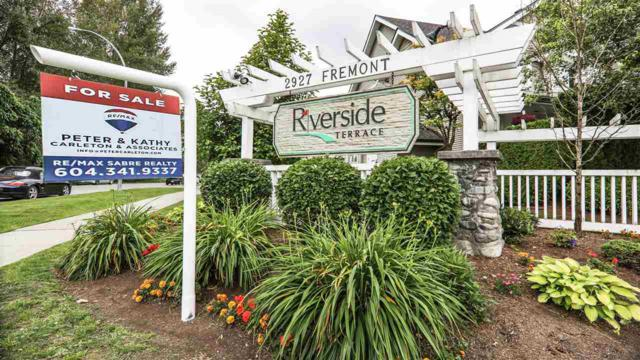 2927 Fremont Street #44, Port Coquitlam, BC V3B 7X8 (#R2283075) :: Re/Max Select Realty