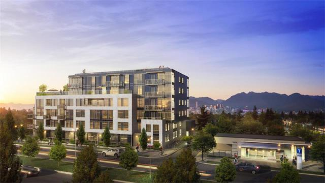 523 W King Edward Avenue #603, Vancouver, BC V5Z 2C4 (#R2283081) :: West One Real Estate Team