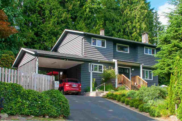 205 College Park Way, Port Moody, BC V3H 1S5 (#R2283147) :: West One Real Estate Team