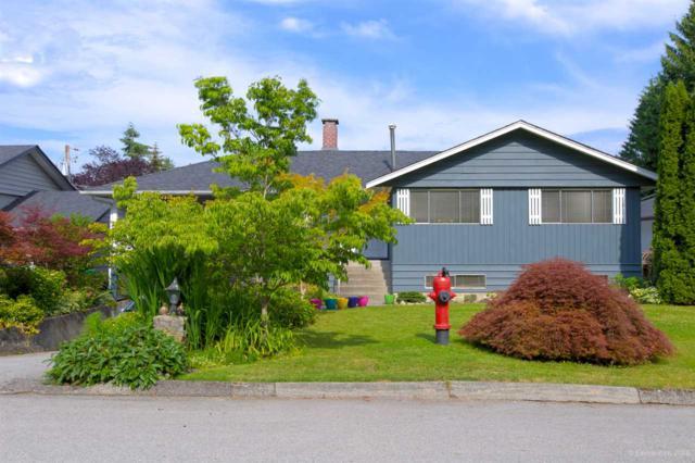 942 Garrow Drive, Port Moody, BC V3H 1H9 (#R2283239) :: West One Real Estate Team