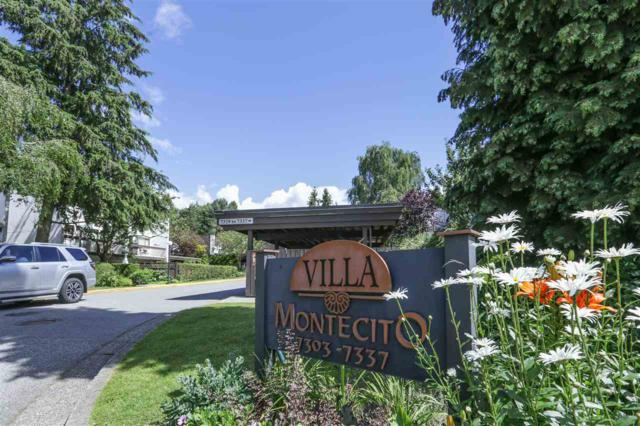 7313 Montecito Drive #7, Burnaby, BC V5A 1R2 (#R2284289) :: West One Real Estate Team