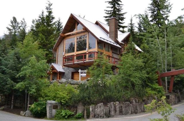 2634 Callaghan Drive, Whistler, BC V0N 1B2 (#R2284700) :: West One Real Estate Team