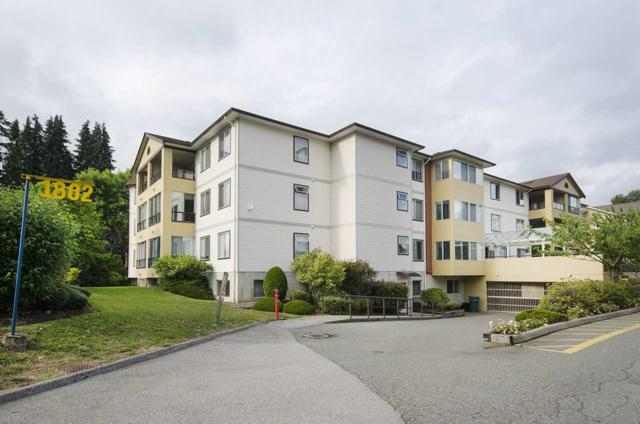 1802 Duthie Avenue #208, Burnaby, BC V5A 2R8 (#R2284929) :: West One Real Estate Team