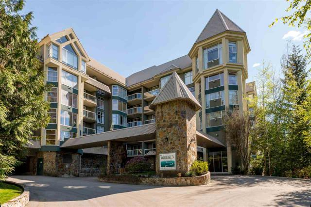 4910 Spearhead Place #317, Whistler, BC V0N 1B4 (#R2285000) :: TeamW Realty
