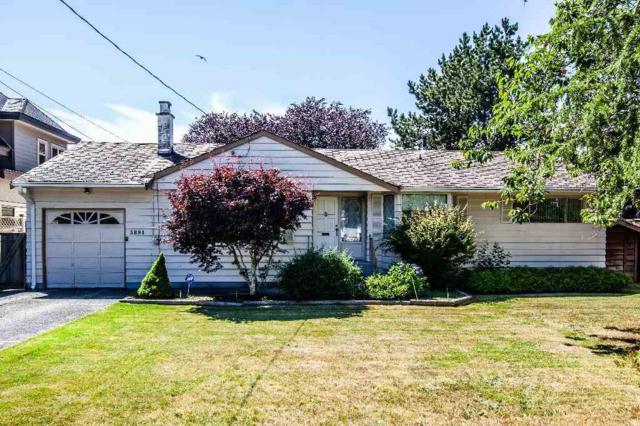 5891 Forsyth Crescent, Richmond, BC V7C 2C2 (#R2285297) :: Vancouver House Finders