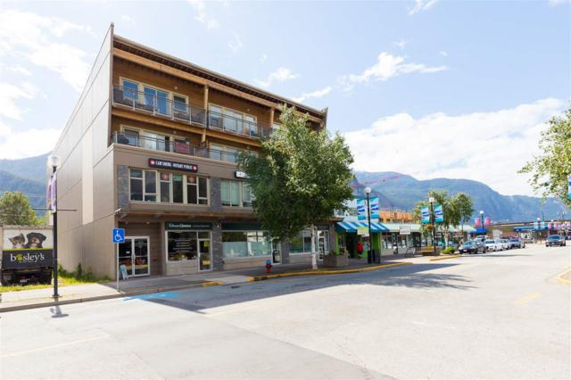 38142 Cleveland Avenue #404, Squamish, BC V8B 0A4 (#R2285738) :: West One Real Estate Team