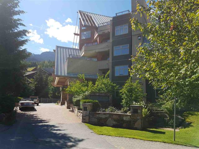 2050 Lake Placid Road #304, Whistler, BC V0N 1B2 (#R2286514) :: West One Real Estate Team