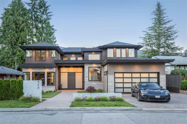 940 Glenora Avenue, North Vancouver, BC V7R 1M3 (#R2286859) :: West One Real Estate Team