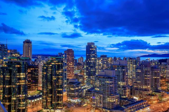 1281 W Cordova Street #3101, Vancouver, BC V6C 3R5 (#R2287381) :: TeamW Realty
