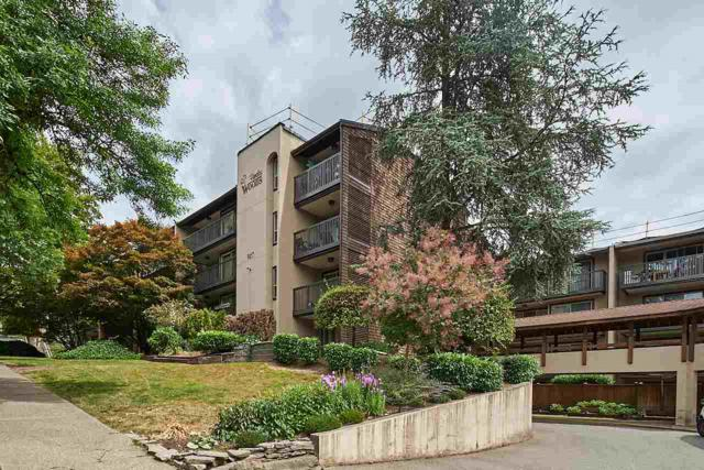 9857 Manchester Drive #407, Burnaby, BC V3N 4P5 (#R2287452) :: West One Real Estate Team