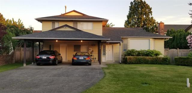 5580 Clearwater Drive, Richmond, BC V7C 3B5 (#R2287750) :: West One Real Estate Team