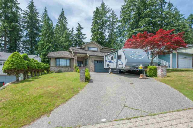 1288 Durant Drive, Coquitlam, BC V3B 6K9 (#R2287801) :: Vancouver House Finders