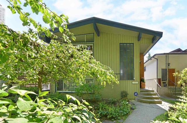 4374 W 11TH Avenue, Vancouver, BC V6R 2M1 (#R2288185) :: West One Real Estate Team
