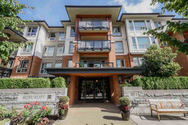1153 Kensal Place #406, Coquitlam, BC V3B 0G8 (#R2288226) :: Vancouver House Finders