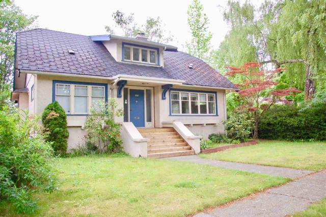 1703 W 36TH Avenue, Vancouver, BC V6M 1K1 (#R2288849) :: West One Real Estate Team